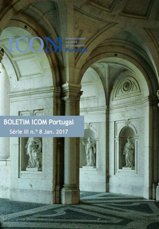 Políticas Museológicas em destaque no Boletim do ICOM Portugal