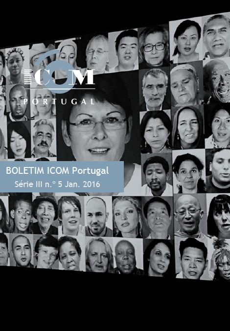 Publicado novo n�mero do boletim ICOM Portugal