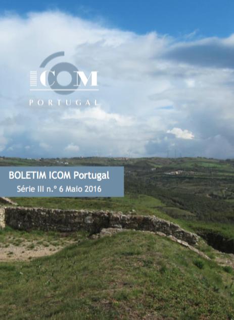Boletim do ICOM Portugal � dedicado aos Museus e Paisagens Culturais