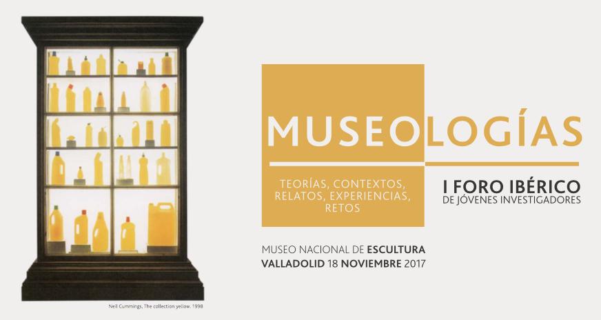 I Fórum Ibérico de Investigadores - Museo Nacional de Escultura Valladolid