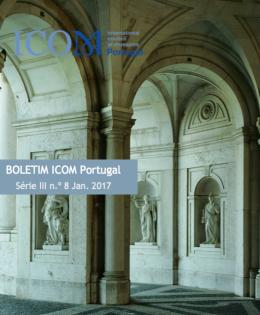Boletim ICOM Portugal, série III, n.º 8, Jan 2017