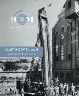 Boletim ICOM Portugal, série III, n.º 4, Set 2015