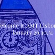 Workshop ICAMT 2018 – informações e programa provisório