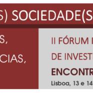 II Fórum Ibérico de Investigação em Museologia